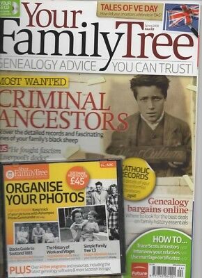 YOUR FAMILY TREE Magazine Issue 63 Spring 2008