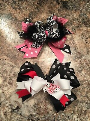 Lot Of Large Bows 🎀🎀🎀  NEW