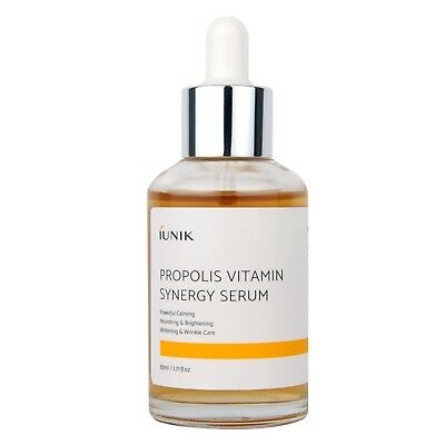 iUNIK / Propolis Vitamin Synergy Serum 50ml / Free Gift / Korea Cosmetic