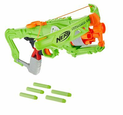 Nerf Zombie Strike Outbreaker Bow 1 Pack