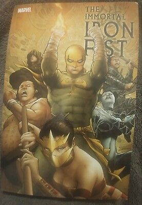 Immortal Iron Fist: The Complete Collection Volume 2 Marvel Comic Graphic Novel