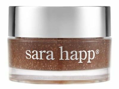 Sara Happ - The Lip Scrap   VANILLA BEAN  0.5 oz /14 g  ~BRAND NEW