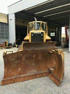 2007 Caterpillar D6N Xl Crawler Track Dozer