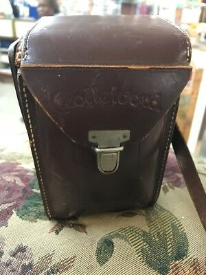 VINTAGE Rolleicord III 6x6 TLR Film Camera/75mm Lens 1337728