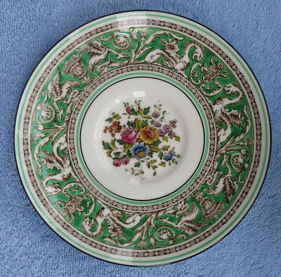 SALE! Wedgwood Florentine Green  China Soup Bowl Saucer *4 AVAIL.* Saucer only