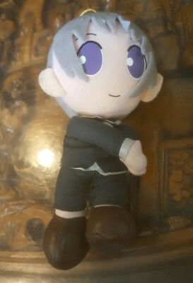 "Yuki 7"" Plush Doll Japanese Anime Funimation Toy Natsuki Takaya Fruits Basket"