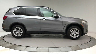 BMW X5 sDrive35i sDrive35i 4 dr Automatic Gasoline 3.0L STRAIGHT 6 Cyl Space Gray Metallic