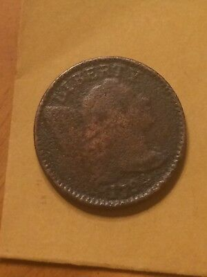 1794   Liberty Capped Bust Large Cent S-71.   Nice