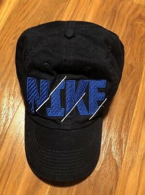 1922d55aae2 Nike Heritage 86 One Size Adjustable Hat Cap Golf Blue Classic Design Nice