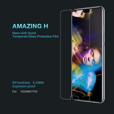 Lot Tempered Glass Film Screen Protector For Huawei P8 P9 P10 P20 Lite/Pro