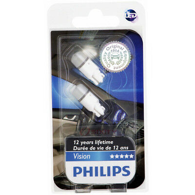 Philips Front Side Marker Light Bulb for Mini Cooper Paceman Cooper ap
