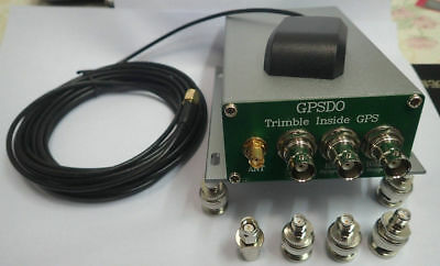 Trimble GPS Receiver GPSDO 10MHz 1PPS GPS Disciplined Clock/sine and square wave