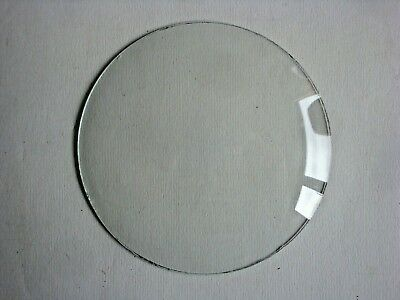 Round Convex Clock Glass Diameter 132mm