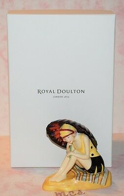 Royal Doulton Limited Edition Hn Icons Sunshine Girl Figurine 0434 Of 2,500 New
