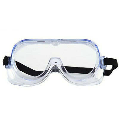 CO_ HK- Anti-Fog Safety Goggles Eyewear Glasses Eye UV Protection for Lab Chemic