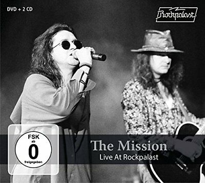 The Mission - Live At Rockpalast [CD]