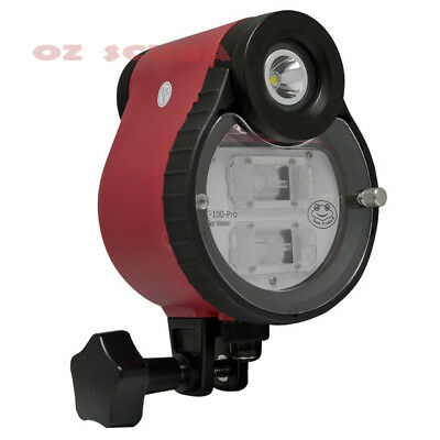 Seafrogs Underwater flash light ST-100 Pro ~FREE SHIPPING