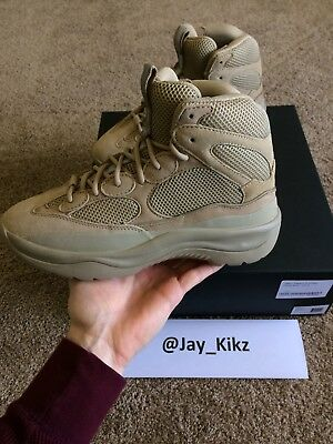 e61be96851f YEEZY BOOT SEASON 6 Desert Rat 500 Taupe (Size 8.5 US) New in Box ...