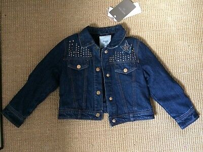Brand New Denim Jacket Age 4 years by designer brand Mayoral