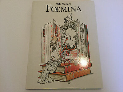 Foemina - Signed Limited Edition (Milo Manara)