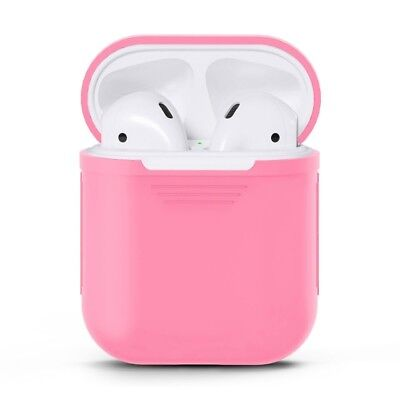 Silicone Case Cover For Apple Airpod Air Pod Accessories Airpods