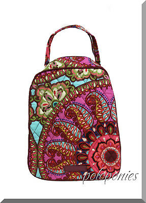 VERA BRADLEY Lunch Bunch - Resort Medallion NWT