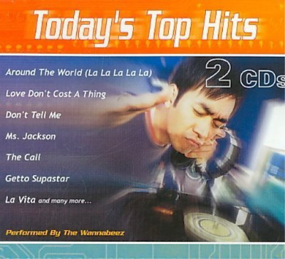 Various-Today`S Top Hits (2Cd) (Uk Import)  CD NEW