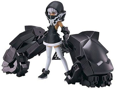 BLACK ROCK SHOOTER Strength TV Anime Figma Figure Japn Import Toy Doll Gift