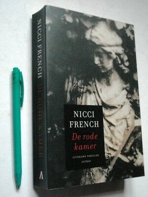 NICCI FRENCH : De Rode Kamer, literaire thriller, Anthos