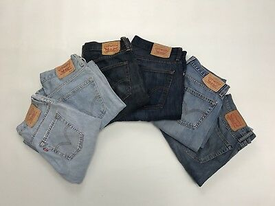 Levi Levis Bootcut 527/507 Jeans - 527 507 Free Postage All Sizes Grade A