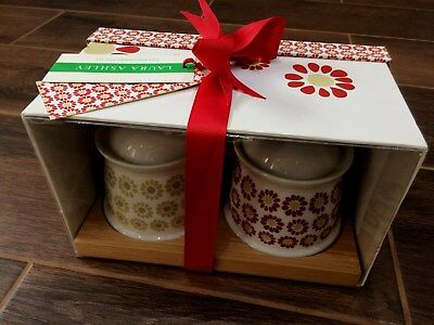 New Laura Ashley jam and honey pot set