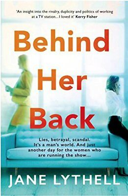 Jane Lythell - Behind Her Back