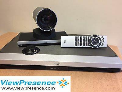 Cisco C60 Video Conferencing Full System Multi-site, Dual Display, PreRes & NP