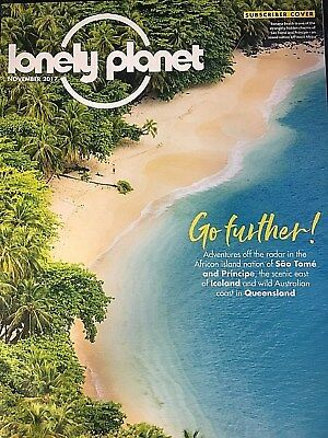 Lonely Planet (November 2017) Issue 107