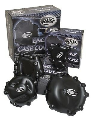 KIT COMPLET Protections moteur R&G BMW F 650 GS 2009-2012
