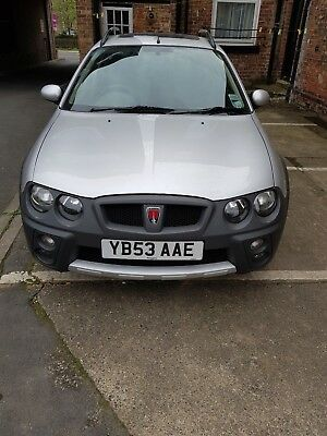 Rover streetwise 1.4s 1 owner 22693