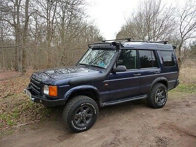 land rover Discovery 2 TD5 And V8 snorkel Kit