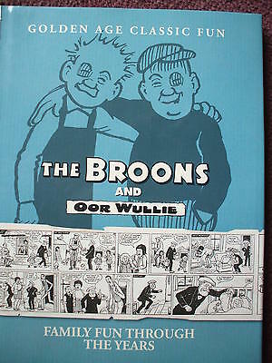 Broons Oor Wullie Family Fun Through The Years  Vgc Golden Age Classic Fun