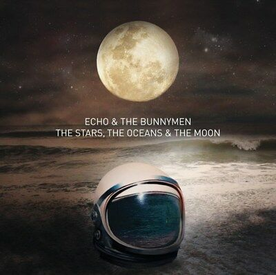 The Stars, the Oceans & the Moon - Echo and the Bunnymen (Album) [CD]