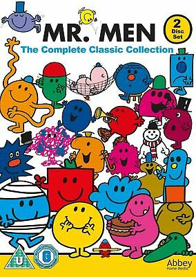 Mr. Men: The Complete Classic Collection [DVD]