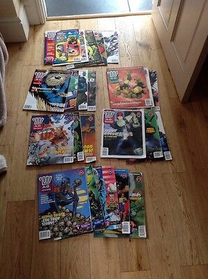 Pre-owned Vintage Comics 2000 AD 1994