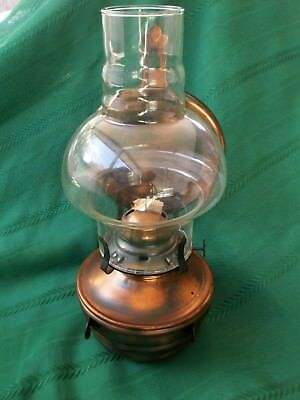 Lamplight Farms Oil Lamp Vintage Wall Sconce