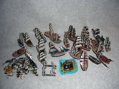 The Devil's Maw Pirate PocketModel (26 ships 4 dice + pieces) Free Shipping