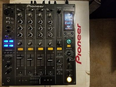 Pioneer Djm 800 Dj Mixer - Excellent Condition