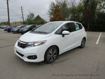 Honda Fit EX Manual EX Manual New 4 dr Sedan Manual Gasoline 1.5L 4 Cyl  White Orchid Pearl