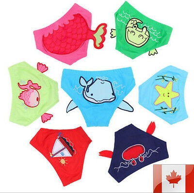 Kids Swimsuit Trunks Pants Baby Boy Girl Summer wear Children Swimming Diaper
