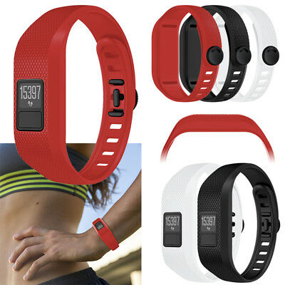 Replacement Strap Fitness Tracker Wrist Band Bracelet Large For Garmin Vivofit 3