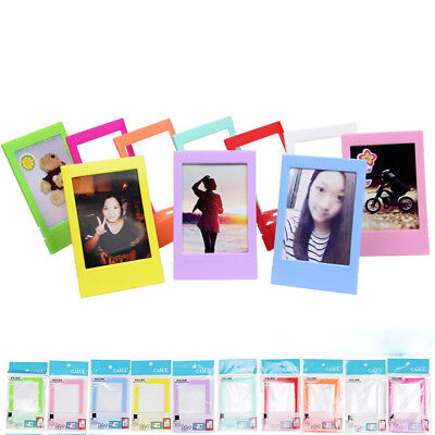 5X 3 Inch of Photo Frame Colorful Photo Frames For Fujifilm Instax Mini 8 7s HC