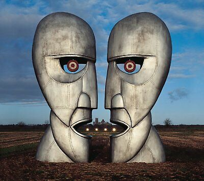 PINK FLOYD - THE DIVISION BELL D/Remaster CD ~ 2016 Reissue DAVID GILMOUR~*NEW*