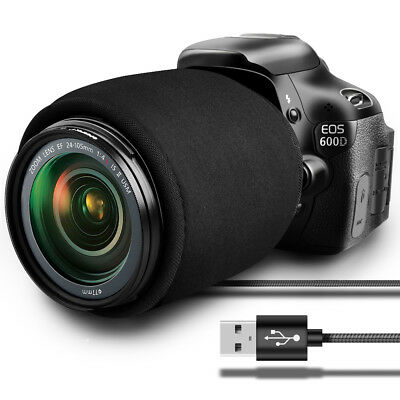 Universal USB Dew Heaters for Night Sky Astrophotography Photography